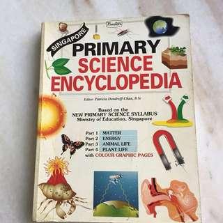 Primary Science Encyclopedia