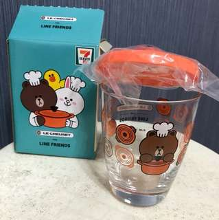 Line friends Le creuset