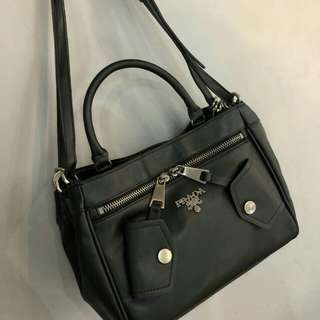 Prada Crossbody Black Bag