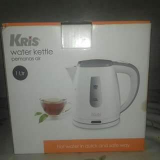 Kris water kettle ( pemanas air )