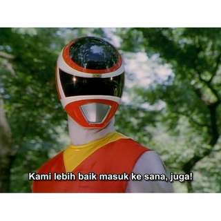 Denji Sentai Megaranger Teks Indonesia Episode Lengkap