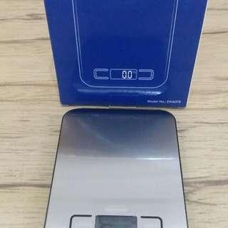 Timbangan Dapur Digital Kitchen Scale Kabuto EK6015