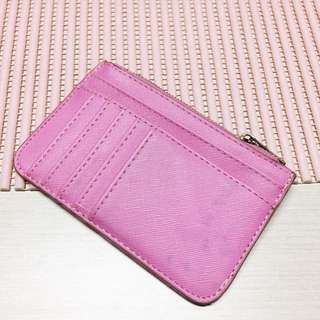 Small Pink Wallet (Stradivarius)