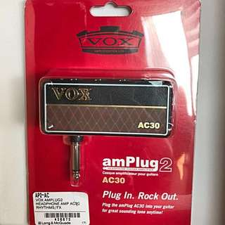 amPlug2 Headphone Guitar Amplifier