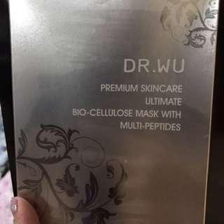 Dr Wu Bio-Cellulose Mask