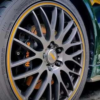 Proton Inspira R3 Lotus 2011 A