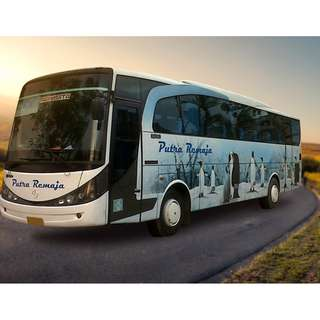 Promo tiket bus murah rute Jogja - Palembang dan sebaliknya. Hubungi NEMOB.