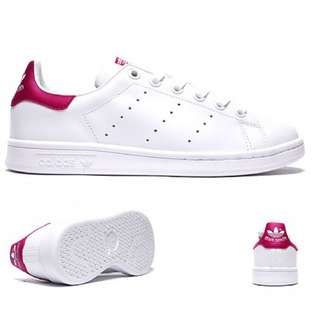 Adidas Stan Smith Pink sneaked