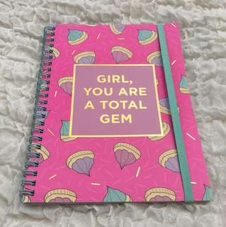 Typo A5 Notebook 120 Pages