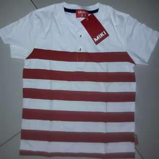 Miki Boy Shirt Size 5