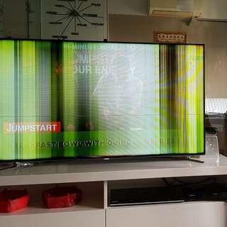 """Offer to clear! Samsung 55"""" 8000 series (spoilt)"""