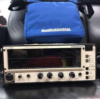 Audio Control SA-3055 Real Time Spectrum Analyzer /spl meter