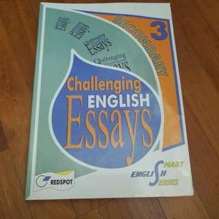 Secondary 3 Essay Writing Guide