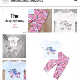 Girl unicorn shirt