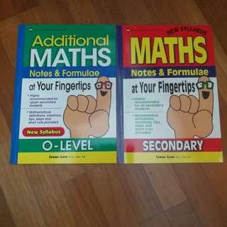 O Level Mathematics Guides