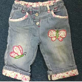 DYMPLES JEANS FOR GIRL
