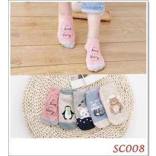 Korean cute socks