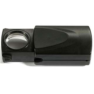 Magnifier with LED Light, Magnification 20 x