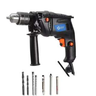 Available Now! Brand New Impact drill with accessories