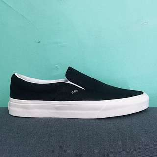 Vans Slip-On Snake Black/Blanc de Blanc