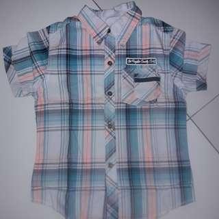 Original Guess Boy Shirt Size 5/6