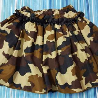 Magic Cube Girls Rock Star TuTu Skirt