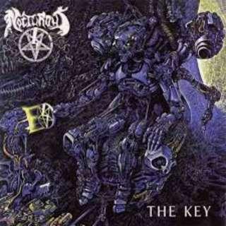 Nocturnus - The Key Vinyl LP Sealed Brand New Ex-Morbid Angel Drummer