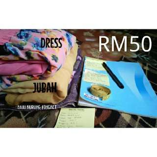 PRELOVED: Muslimah Fashion