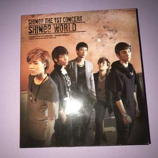 SHINee The 1st Concert SHINee World