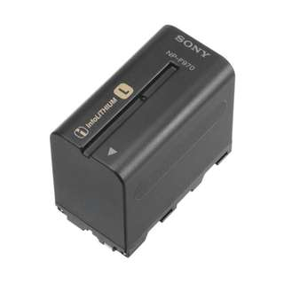 Sony Np-F960 F970 Replacement Camcorder Battery (OEM)
