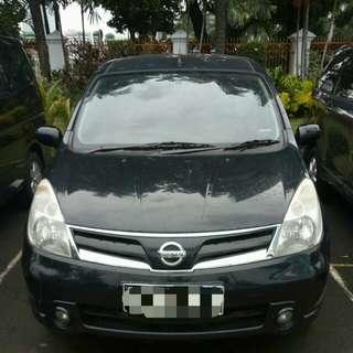 Nissan Grand Livina 1.5 XV Th 2011 Automatic
