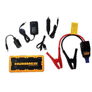 Hummer H2 Multi-Functional Powerbank 12000mAh/3A
