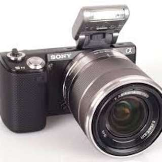 Sony Nex 5N for rent