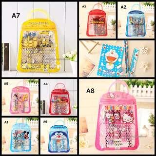 Children Goodie Bag / Stationery set