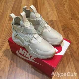 (Mirror) Nike Air Huarache City Cream White