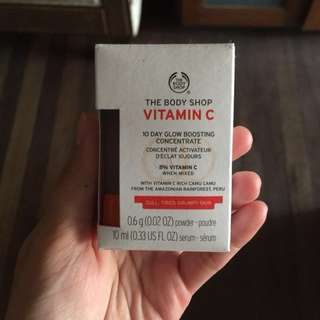 Vitamin C Glow Booster