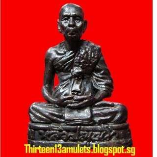 Thai Amulets ( Lp Liu - Loop Lor )