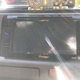 Pioneer Double Din Player