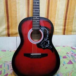 Fernando acoustic guitar