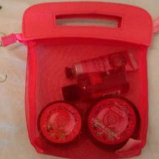 Body Shop Gift pack FROSTED BERRIES (BN)