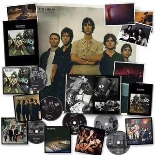 The Verve - Urban Hymns 20th Anniversary 5CD/1DVD Box Set