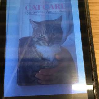 The Cat Care Question & Answer Book