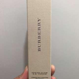 全新冇用過~好好用既~Burberry fresh glow B.B Cream