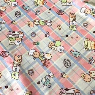 角落生物 Sumikko Gurashi(すみっコぐらし)waterproof fabric