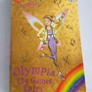 Rainbow magic _ Olympia games fairy
