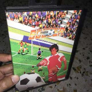 SEGA MEGADRIVE FIFA INTERNATIONAL SOCCER