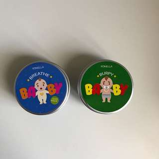 RONELLA BREATH AND BURPY BALM