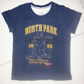 Poney Boy Shirt 2-3 Years