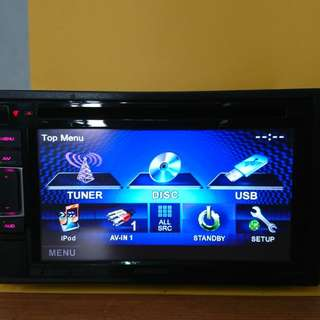 Kenwood DDX4033 6.1 Player (RS519)