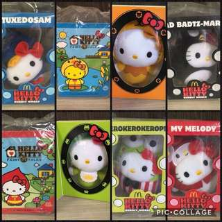 bundle sales for Hello Kitty X 8 @ only $16!!!
